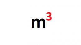 Köbméter számolás, térfogat számítás1