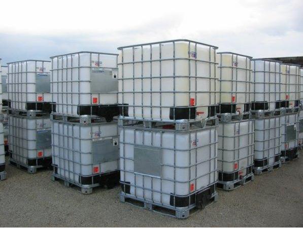 QBC tartály, 1 köbméter, 1000 liter